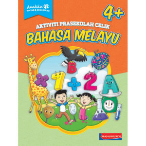 CELIK 4+ BMELAYU Read Resources Books