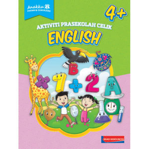 CELIK 4+ English Read Resources Books