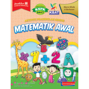 GENIUS 5+ Matematik Awal - Read Resources Books