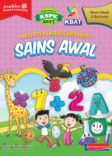 GENIUS 5+ SAINS AWAL - Read Resources Books